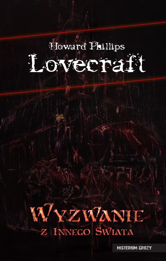 okładka Wyzwanie z innego świataebook | epub, mobi | H.P.  Lovecraft