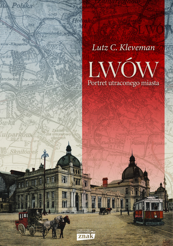 okładka Lwów, Ebook | Lutz C. Kleveman