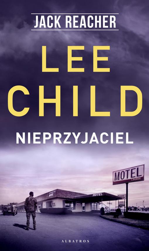okładka Nieprzyjaciel, Ebook | Lee Child