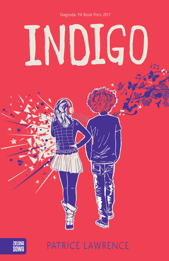 okładka Indigo, Ebook | Lawrence Patrice