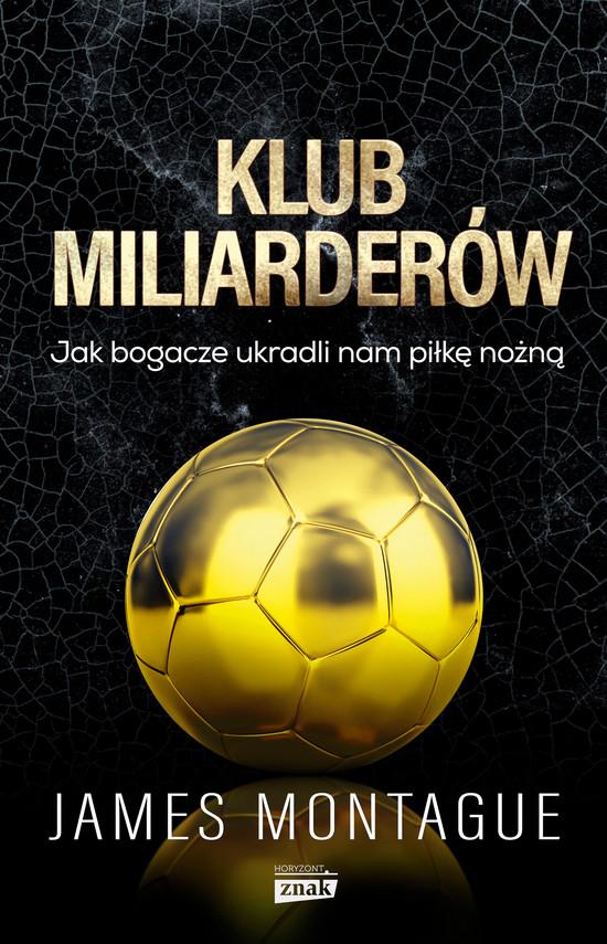 okładka Klub miliarderówebook | epub, mobi | Montague James