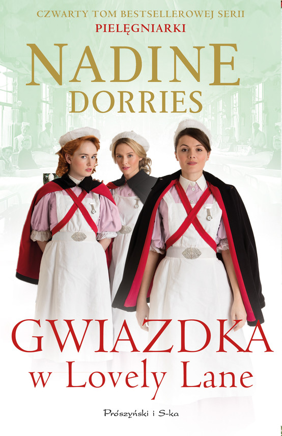 okładka Gwiazdka w Lovely Lane, Ebook | Nadine Dorries