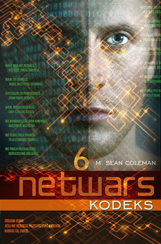 okładka Netwars. Kodeks. Epizod 6, Ebook | M. Sean Coleman