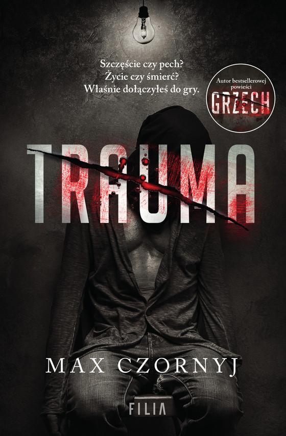 okładka Traumaebook | epub, mobi | Max Czornyj