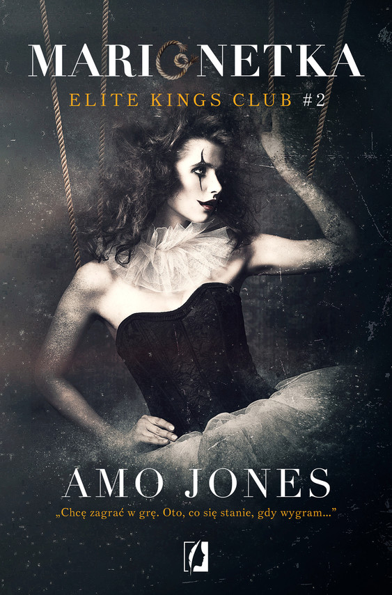 okładka Marionetkaebook | epub, mobi | Amo Jones