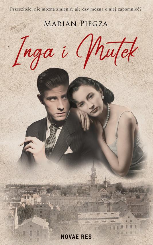 okładka Inga i Mutek, Ebook | Marian Piegza