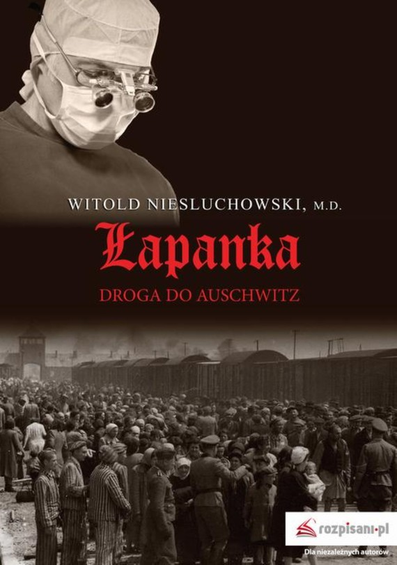 okładka Łapankaebook   epub, mobi   Witold  Niesłuchowski