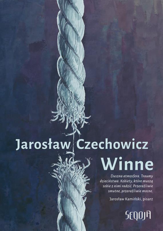okładka Winne, Ebook | Jarosław Czechowicz