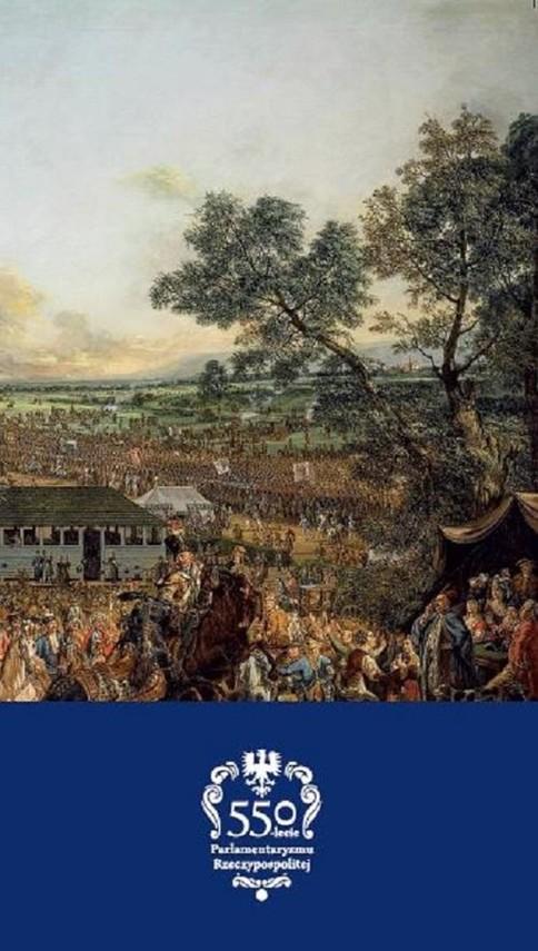 okładka 550-lecie Parlamentaryzmu Rzeczpospolitej, Ebook   Wacław  Uruszczak