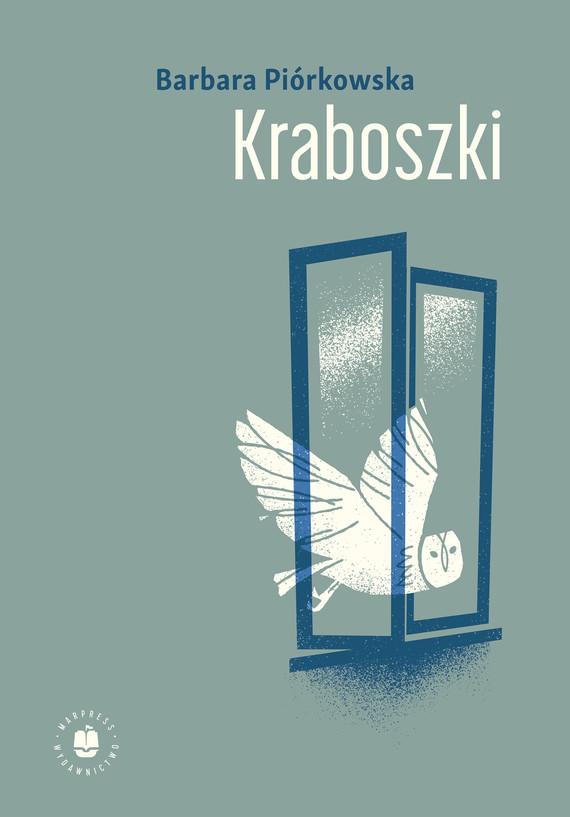 okładka Kraboszki, Ebook | Piórkowska Barbara
