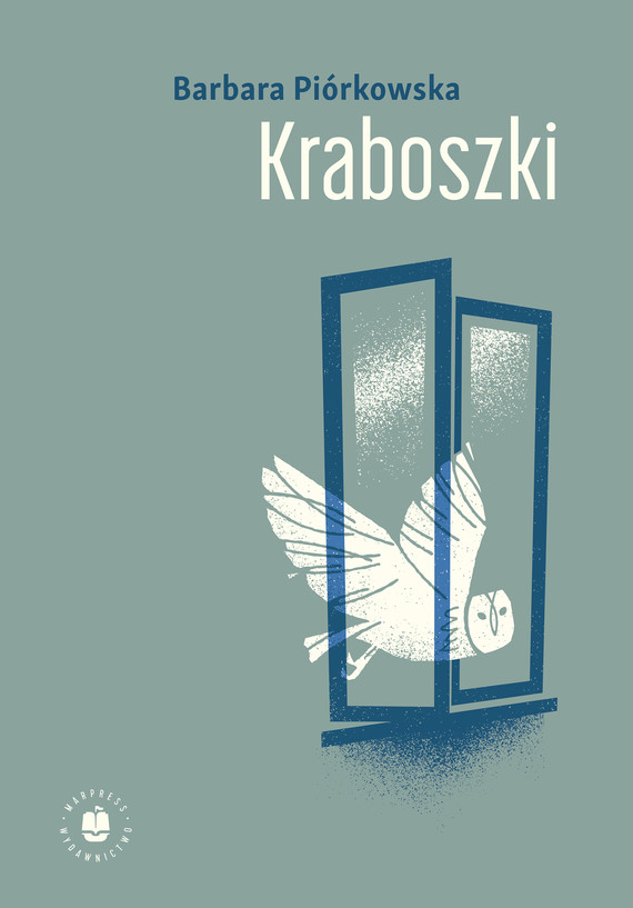 okładka Kraboszkiebook   epub, mobi   Piórkowska Barbara