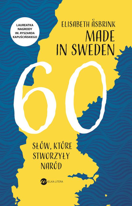 okładka Made in Sweden, Ebook | Elisabeth Åsbrink