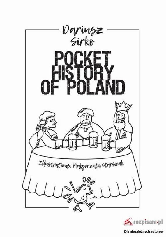 okładka Pocket History of Polandebook | epub, mobi | Dariusz  Sirko