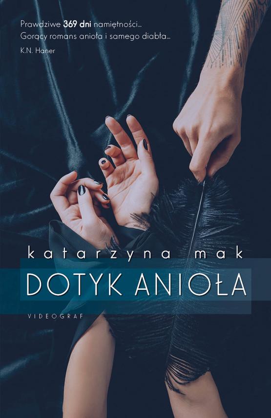 okładka Dotyk aniołaebook | epub, mobi | Katarzyna Mak