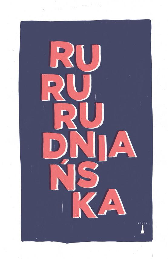 okładka RuRuebook | epub, mobi | Joanna Rudniańska