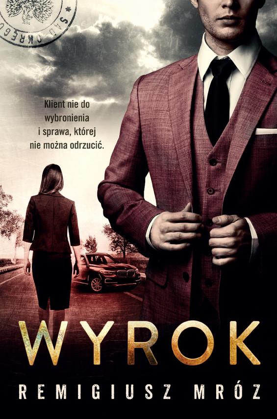 okładka Wyrokebook | epub, mobi | Remigiusz Mróz