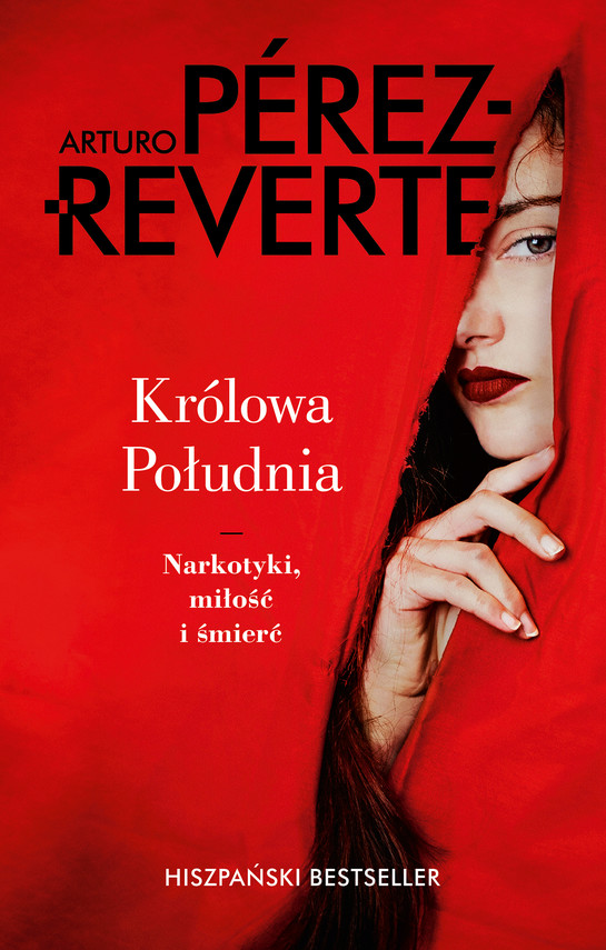 okładka Królowa Południa, Ebook | Arturo Perez-Reverte