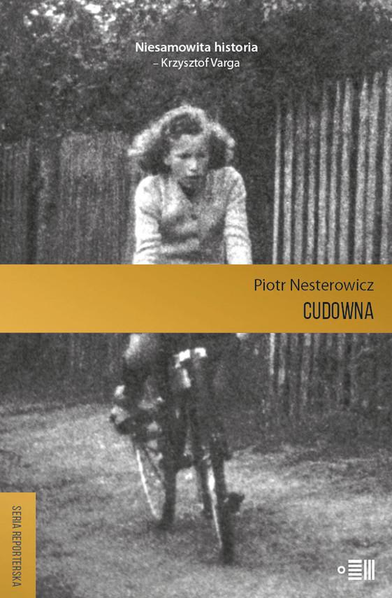 okładka Cudownaebook | epub, mobi | Piotr Nesterowicz