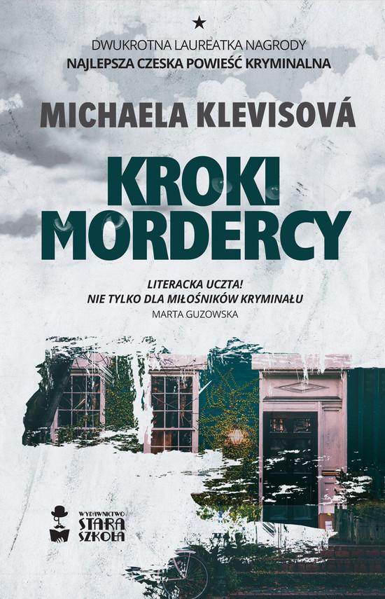 okładka Kroki mordercy, Ebook | Michaela Klevisová
