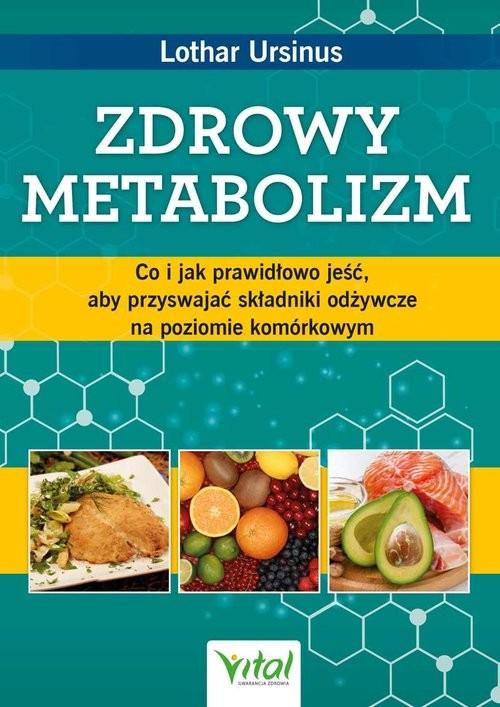 okładka Zdrowy metabolizm, Książka | Ursinus Lothar