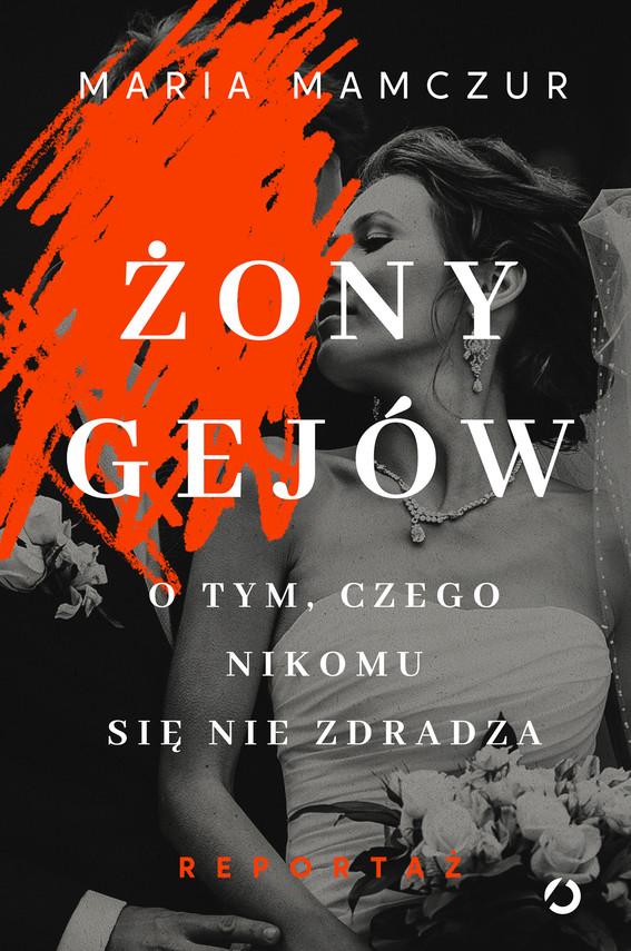 okładka Żony gejówebook | epub, mobi | Maria Mamczur