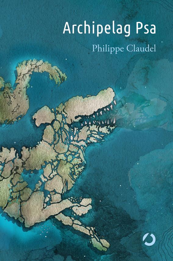 okładka Archipelag Psaebook | epub, mobi | Philippe Claudel