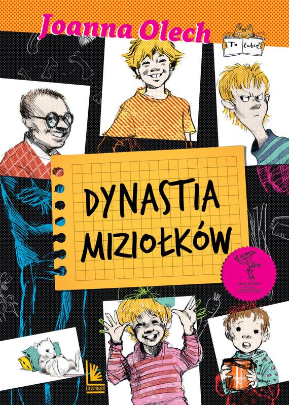 okładka Dynastia Miziołków, Ebook   Joanna Olech