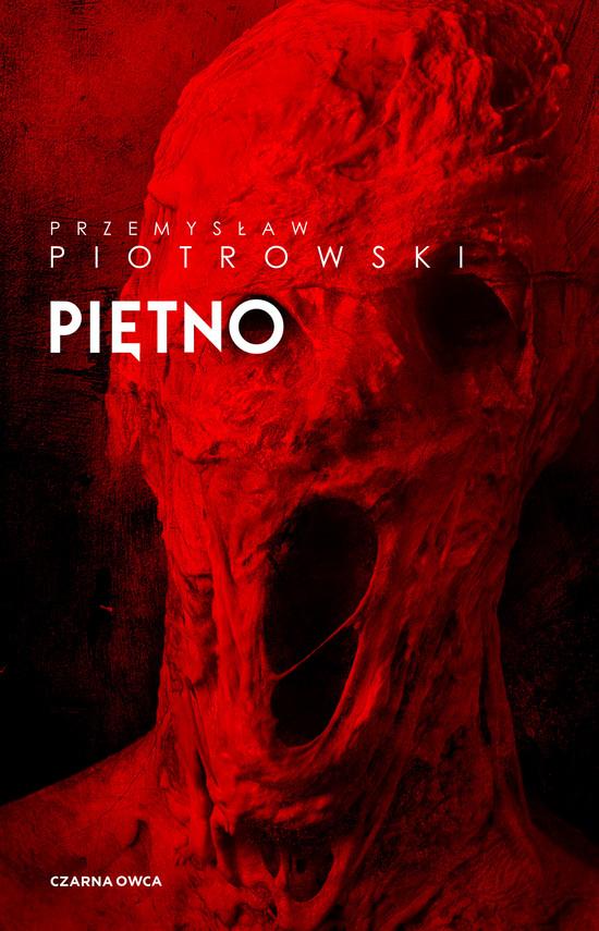 okładka Piętno, Ebook   Przemysław Piotrowski