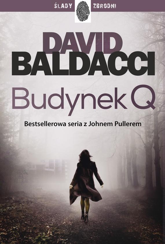 okładka Budynek Q, Ebook | David Baldacci