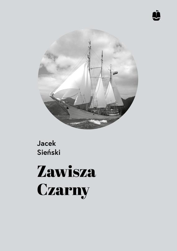 okładka Zawisza Czarny, Ebook   Jacek Sieński