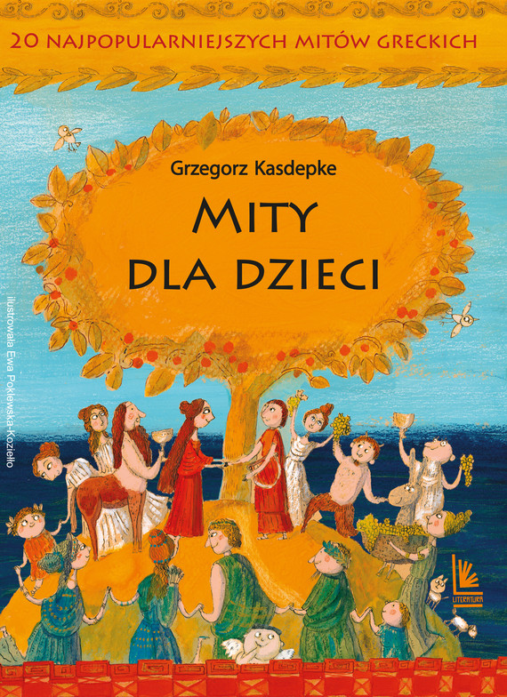 okładka Mity dla dzieciebook | epub, mobi | Grzegorz Kasdepke