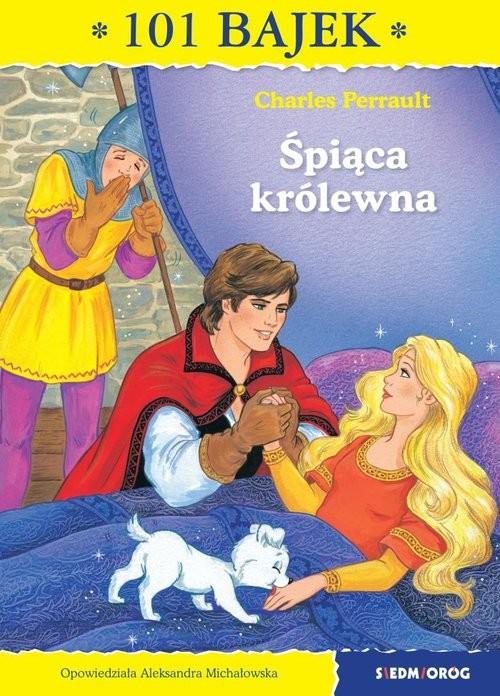okładka Śpiąca królewna, Książka | Charles Perrault