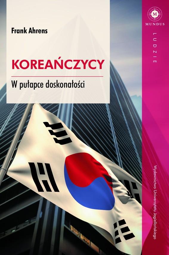 okładka Koreańczycyebook | epub, mobi | Ahrens Frank