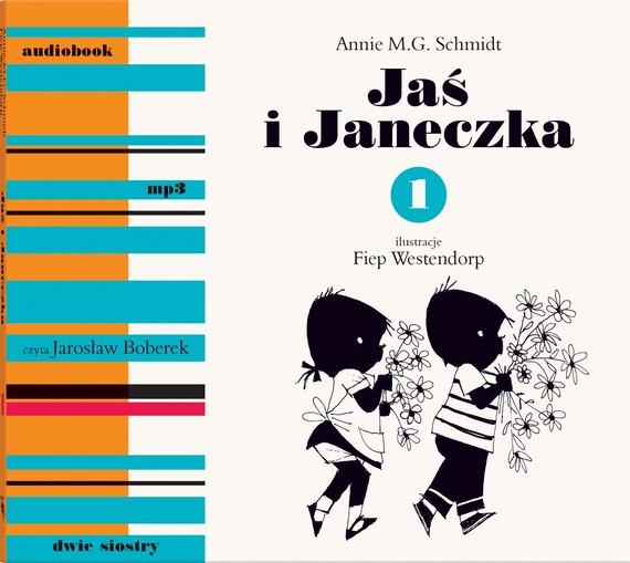 okładka Jaś i Janeczka 1 mp3audiobook | MP3 | Annie M.G. Schmidt