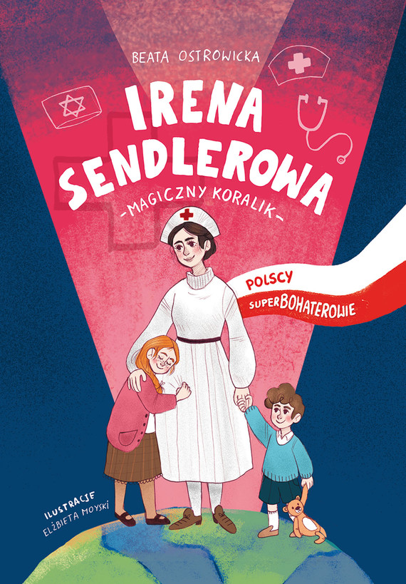 okładka Irena Sendlerowa, Ebook   Beata Ostrowicka