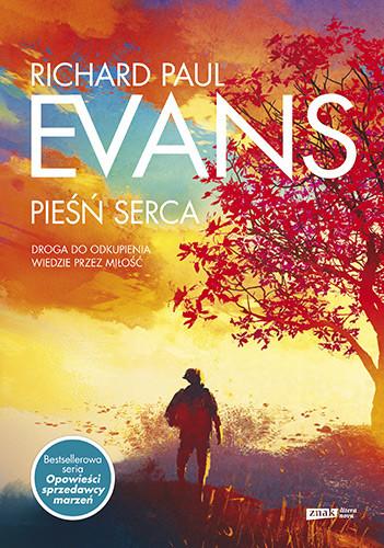 okładka Pieśń serca, Książka | Richard Paul Evans