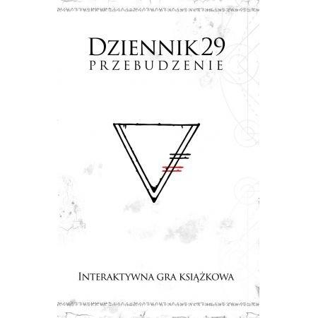 okładka Dziennik 29. Przebudzenieksiążka |  | Chassapakis Dimitris