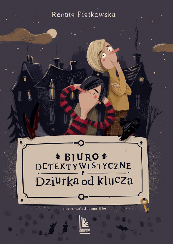 okładka Biuro detektywistyczne Dziurka od kluczaebook | epub, mobi | Renata  Piątkowska