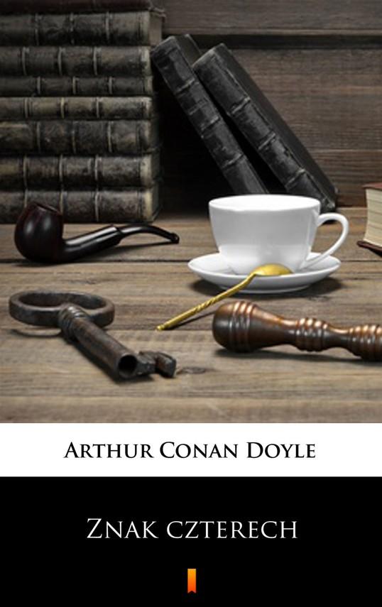 okładka Znak czterechebook | epub, mobi | Arthur Conan Doyle