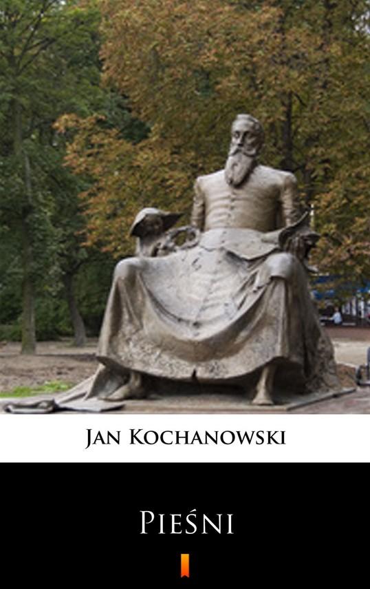 okładka Pieśni, Ebook   Jan Kochanowski