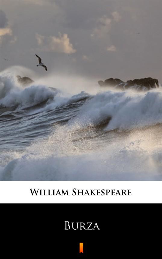 okładka Burza, Ebook   William Shakespeare