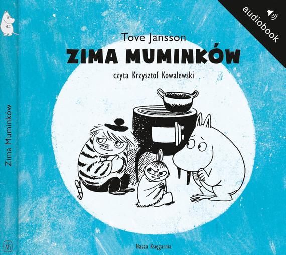 okładka Zima Muminków, Audiobook   Tove Jansson
