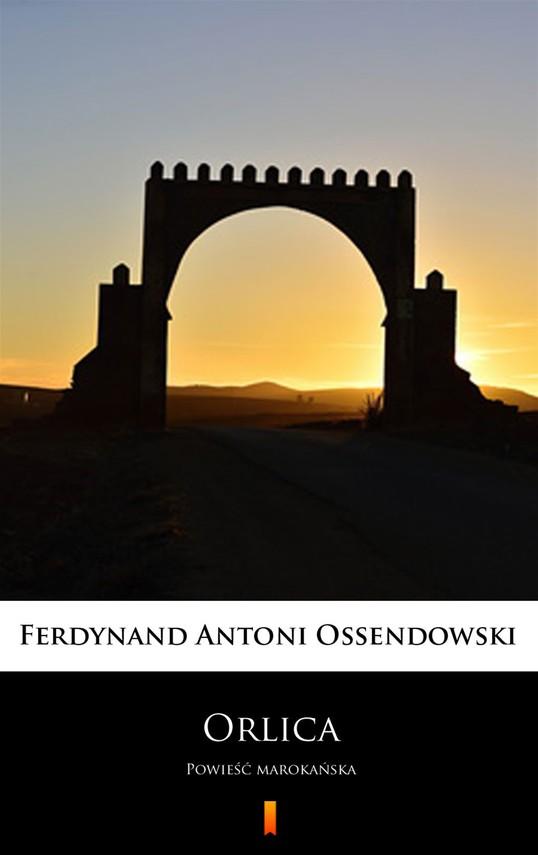 okładka Orlicaebook | epub, mobi | Ferdynand Antoni Ossendowski