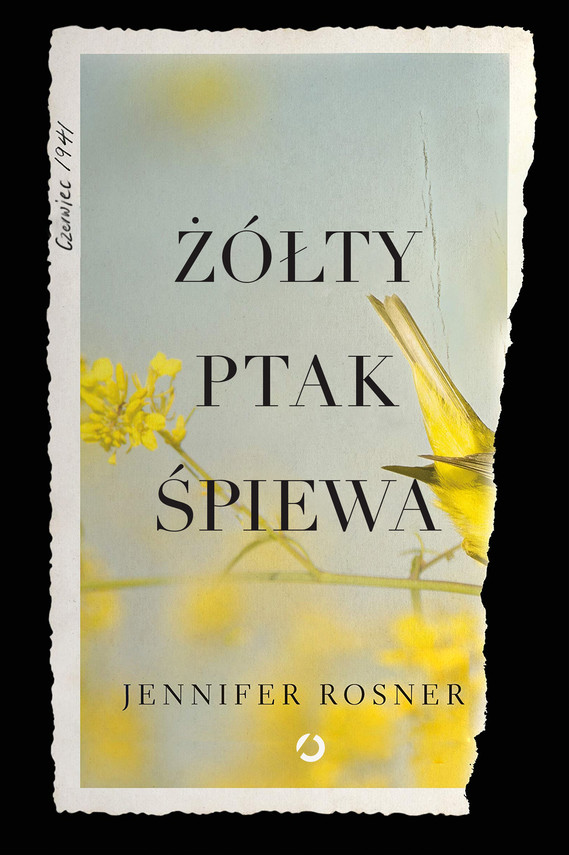 okładka Żółty ptak śpiewaebook | epub, mobi | Rossner Jennifer