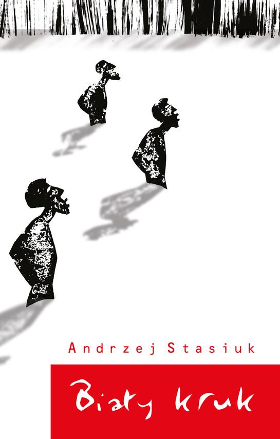 okładka Biały krukebook   epub, mobi   Andrzej Stasiuk