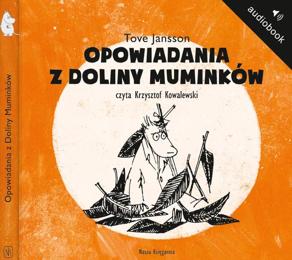 okładka Opowiadania z Doliny Muminków, Audiobook   Tove Jansson