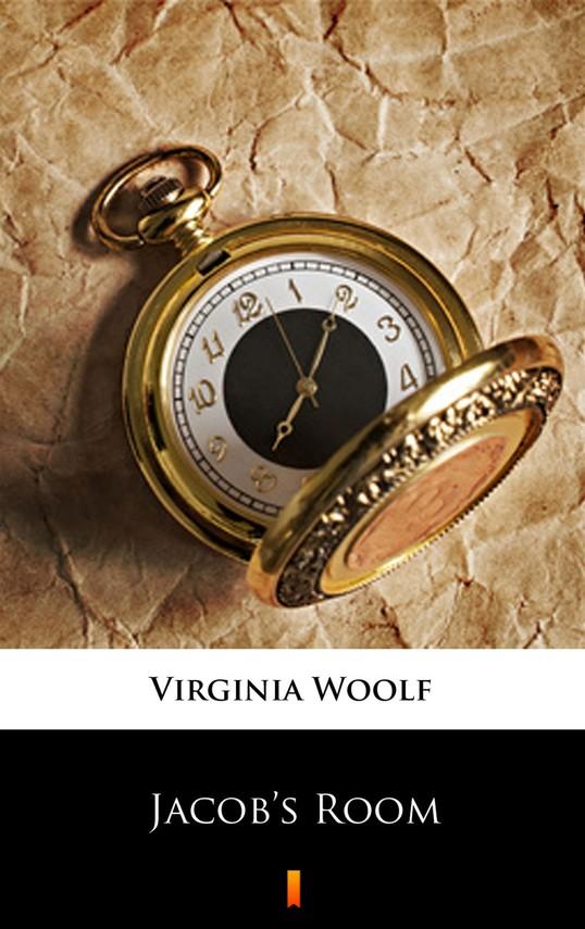 okładka Jacob's Roomebook | epub, mobi | Virginia Woolf