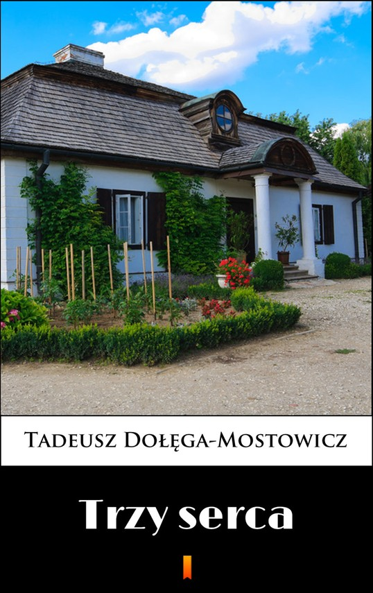 okładka Trzy sercaebook | epub, mobi | Tadeusz Dołęga-Mostowicz