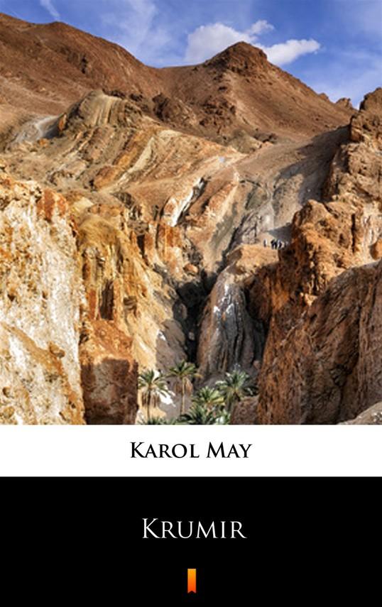 okładka Krumirebook | epub, mobi | Karol May