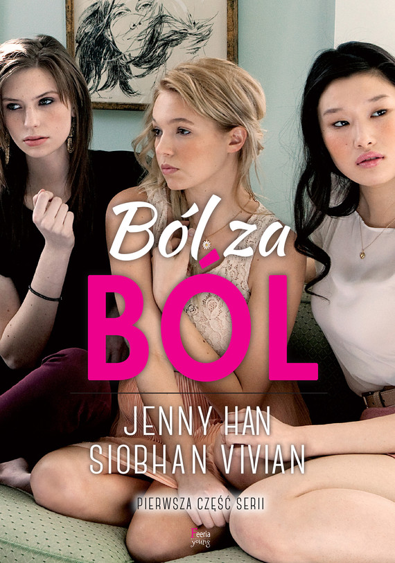okładka Ból za ból, Ebook | Siobhan  Vivian, Jenny Han